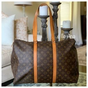 Authentic Louis Vuitton Flanerie 45
